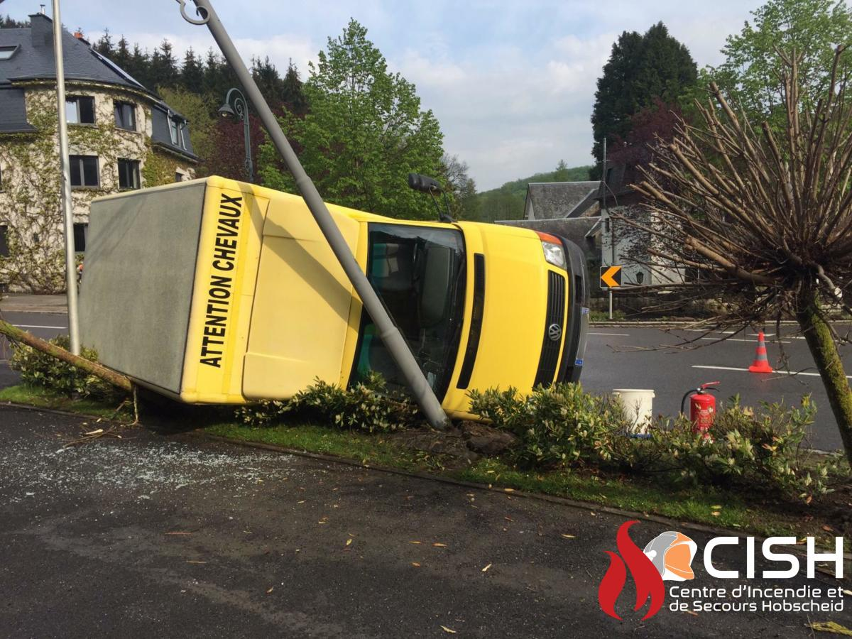 11.05.2019 – Accident an der Gäichel